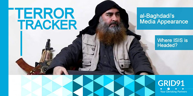 TERROR TRACKER: al-Baghdadi's Media Appearance — Where ISIS is Headed?