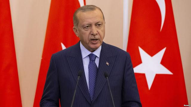 Erdogan: Jika Pelakunya Muslim Maka Islam Dikaitkan Terorisme, Tapi Kalau Pelaku Bukan Islam Tak Dikaitkan Agamanya