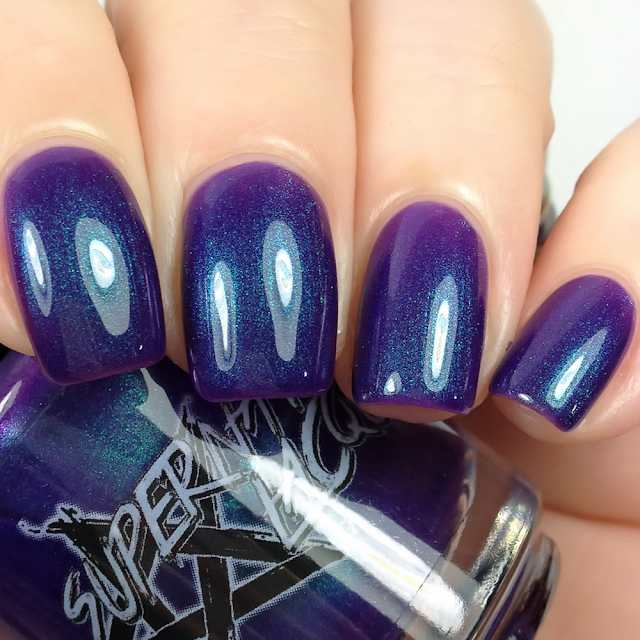 Supernatural Lacquer-The Incredible Pants