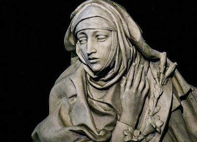 santa Caterina da Siena - Robert Cheaib - Theologhia.com CC-BY-NC