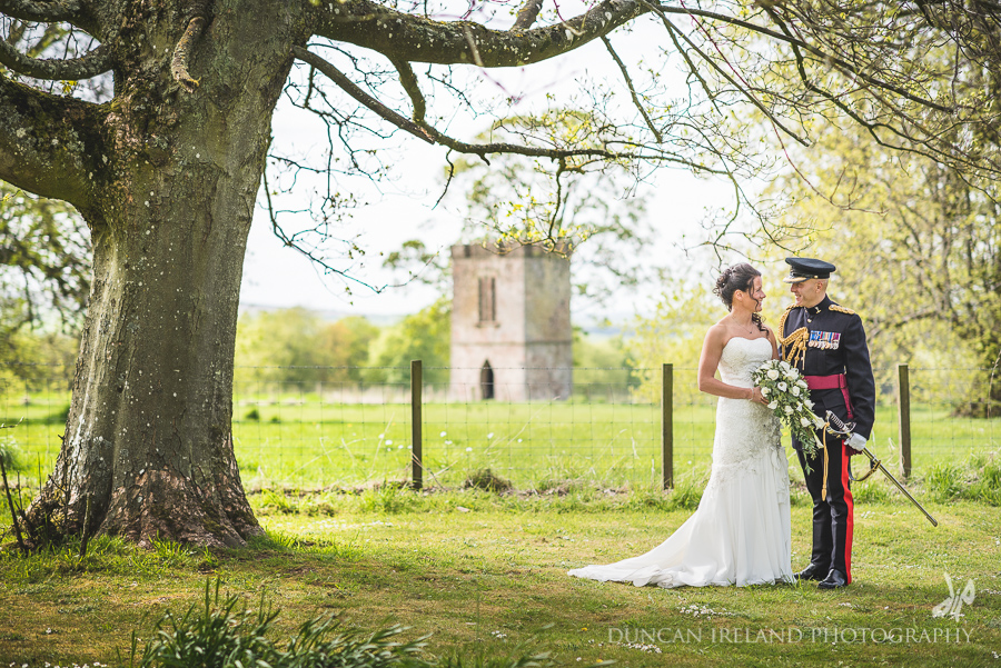 Shieldhill Castle Wedding Photography