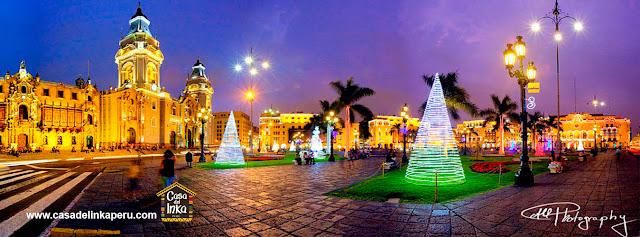 Turistico Centro de Lima en Chorrillos Lima Peru