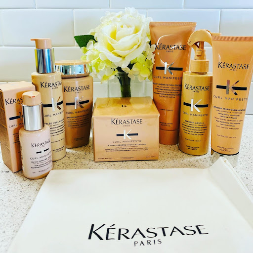 Hydrate and Restore Your Curly Hair with Kérastase's New Curl Manifesto Line!