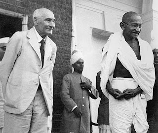 ORIGINAL PHOTO OF MAHATMA GANDHI WHICH IS PRINT ON EVERY INDIAN CURRENCY