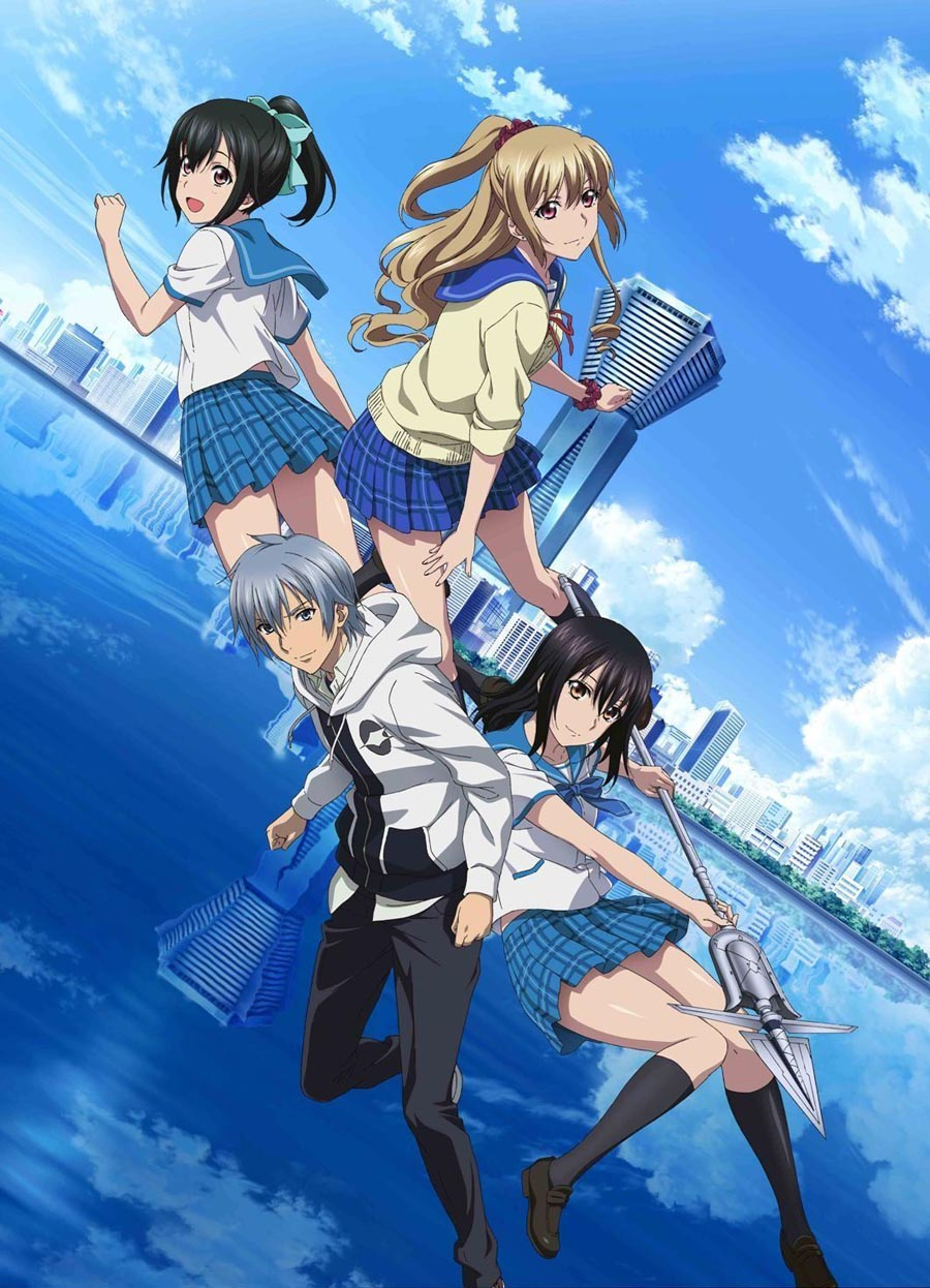 Strike the Blood |01/24| |Audio Latino| |BD Ligero 720p| |MF|