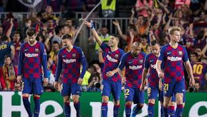Prediksi Skor Slavia Praha vs Barcelona 24 Oktober 2019