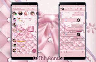Rosa Theme For YOWhatsApp & Fouad WhatsApp By Driih Santos