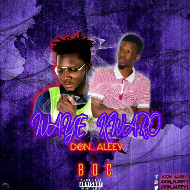 Waye kwaro by Don Aleey Ft B.O.C Madaki