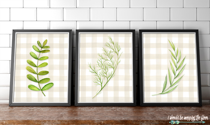 Botanical Printables