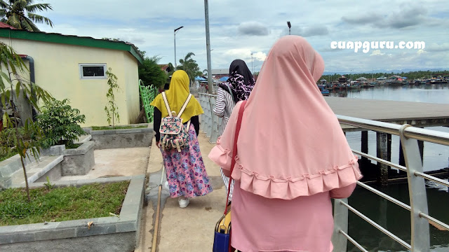 Wisata Bahari Kampung Sejahtera Kota Bengkulu