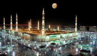 Adab Beribadah Dan Masuk Masjid