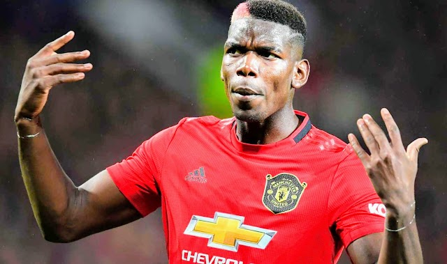 Pogba drops Manchester United future hint after another season of transfer talk.