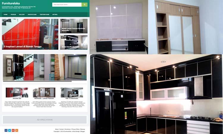 Furniture Dari Furnitureloka.com