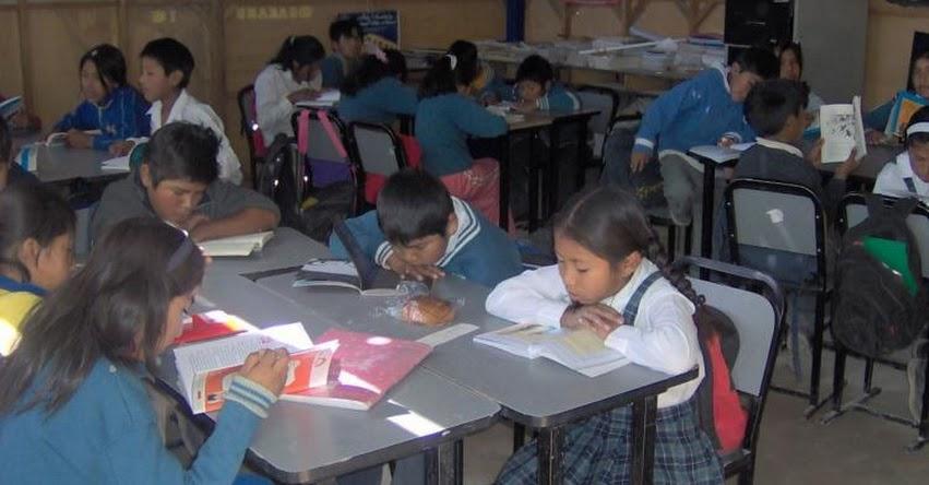 Autoridades identifican 29 colegios privados no autorizados en San Martín de Porres y San Juan de Miraflores