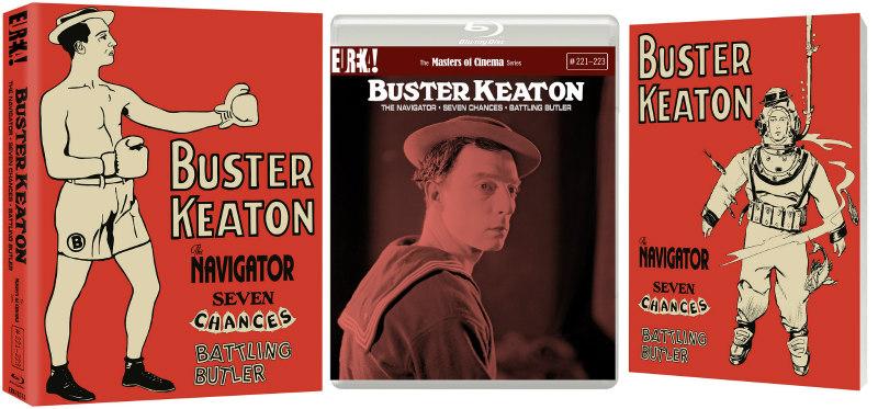 buster keaton boxset