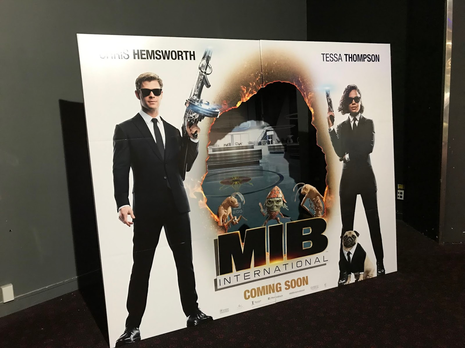 The Midnight Ramble In Theatres Men In Black International