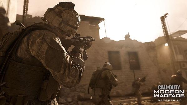 هذا المساء الكشف عن العرض الرسمي لطريقة اللعب من داخل Call of Duty Modern Warfare ، إليكم التوقيت..
