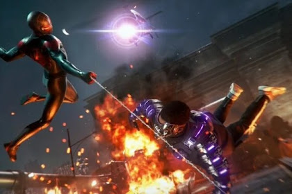 Spiderman Miles Morales and Demon's Souls will take up 170 GB of storage