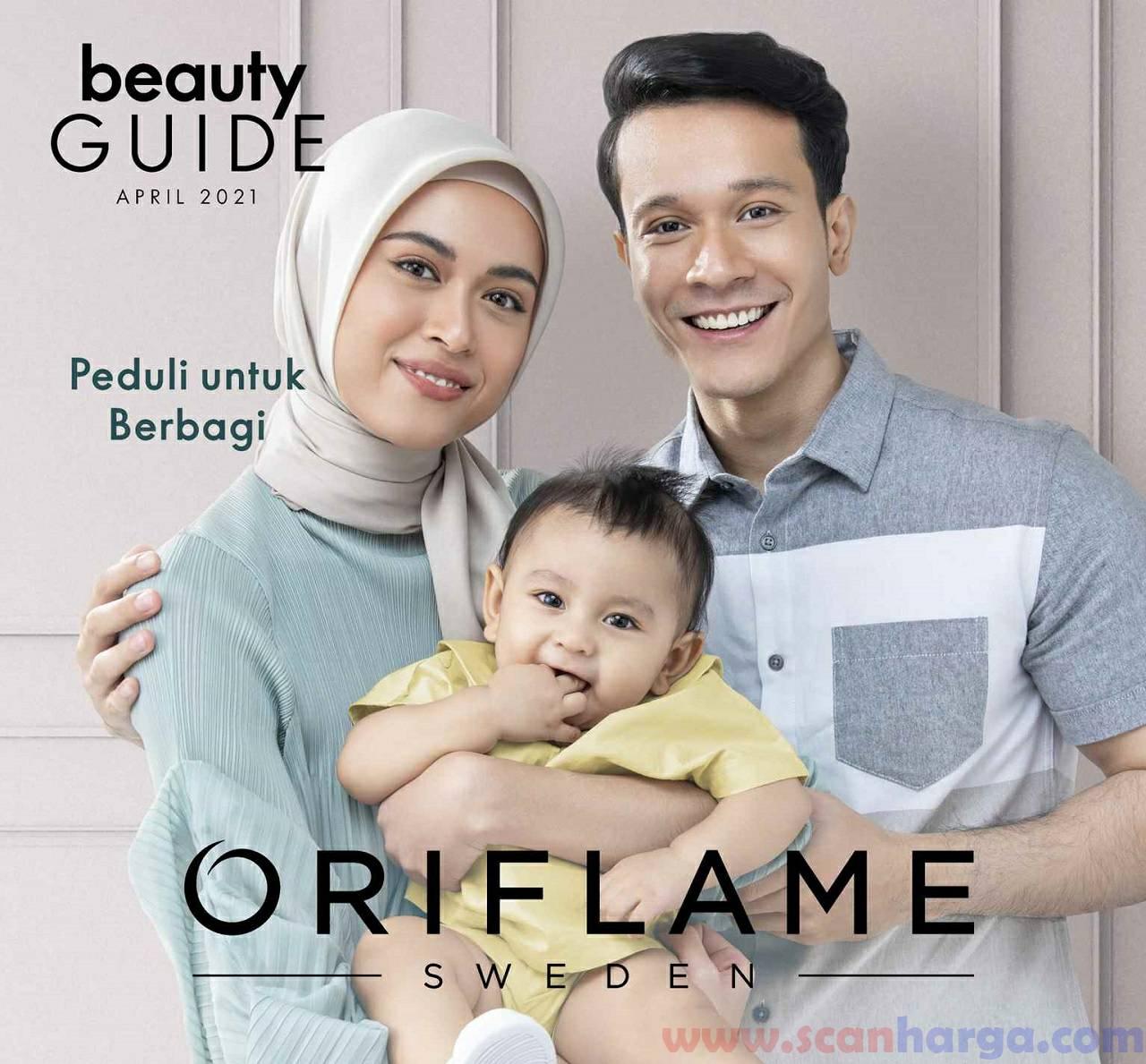 Katalog Oriflame Promo Brosur April 2021