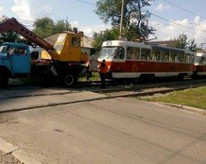 Чоловіка переїхав трамвай