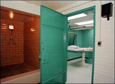 Texas' death chamber