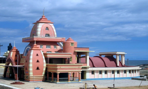 Tourist Places - Gandhi Memorial Mandapam - travelmaniak.info