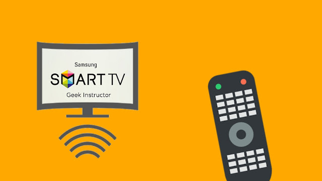 Use your smartphone as TV remote control for Samsung