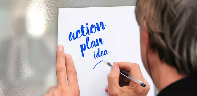 New year action plan
