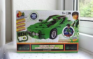 12 days of Christmas, Christmas gifts 2012, Ben 10 Kevin Car