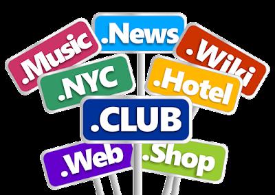 Dampak Positif dan Negatif pakai Domain TLD di Blog
