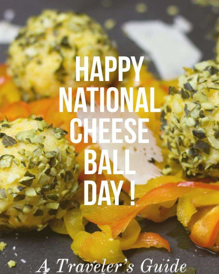 National Cheese Ball Day Wishes