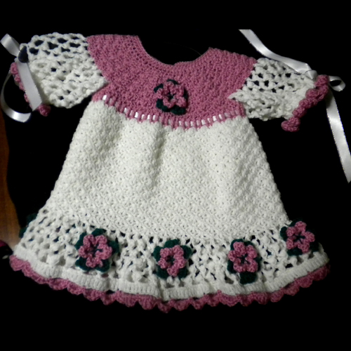 Easter Grace Dress Crochet Pattern