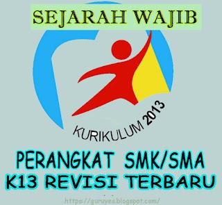 RPP  SMA/SMK Sejarah Peminatan kelas 10 Kurikulum 2013 Revisi 2018