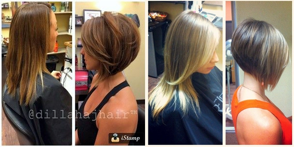 Long Hair Styles And Cuts: Going From Long To Short Hair!