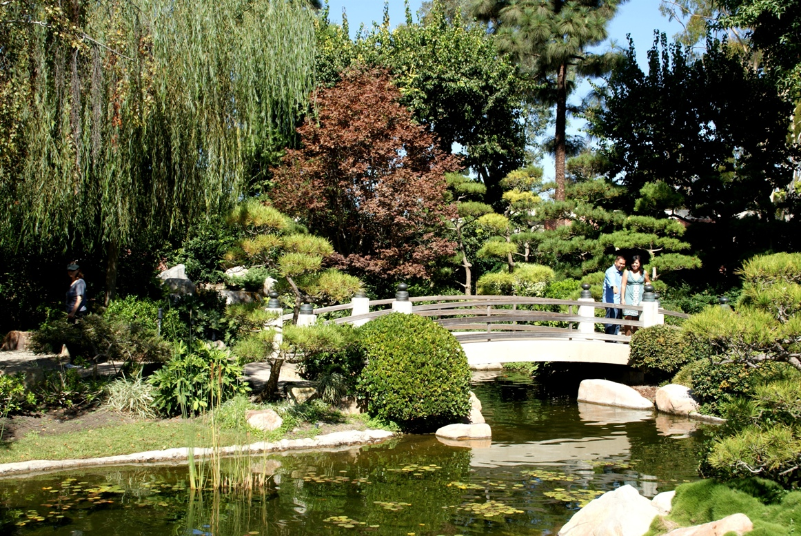 A photo, A thought............: Place: Japanese garden at Long Beach ...