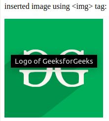 penambahan title pada gambar menggunakan atribut title pada tag img pada laman html