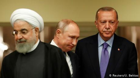 Σιωπά, αλλά... ωφελείται η Μόσχα στη Συρία