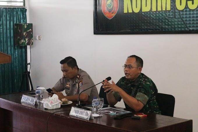 Pastikan Sinergitas TNI-Polri, Panglima TNI dan Kapolri Dijadwalkan Kunjungai Kota Tarakan