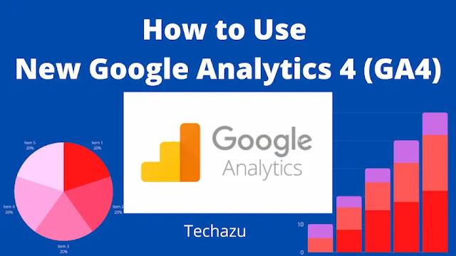How to Use Google Analytics 4