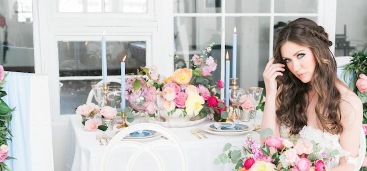 An Enchanted Cinderella Inspired Wedding