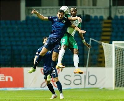 ملخص اهداف مباراة بيراميدز والاتحاد السكندري (2-0) الدوري المصري