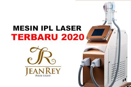 Jean Rey Pulse Light Mesin Laser IPL