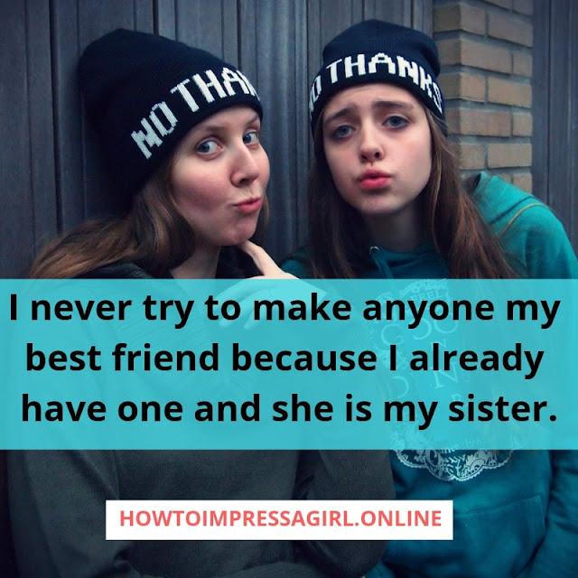 Shayari for Sister, Sister ke liye Shayari