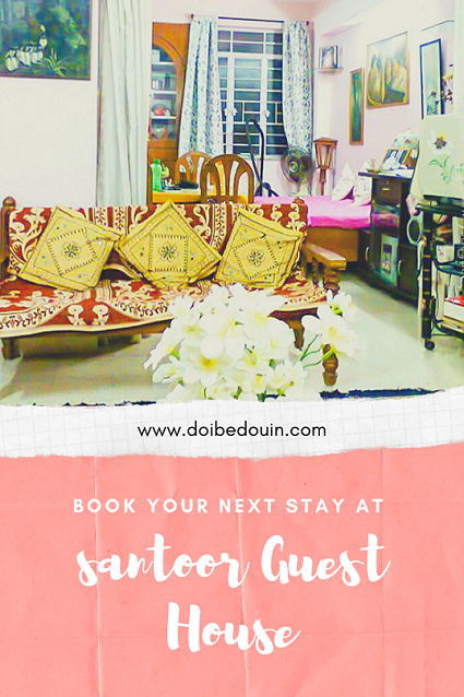 Book Your Next Stay With Santoor Guest House So You Can Experience All That Manoharpur Has to Offer @doibedouin