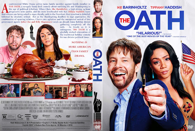 The Oath DVD Cover