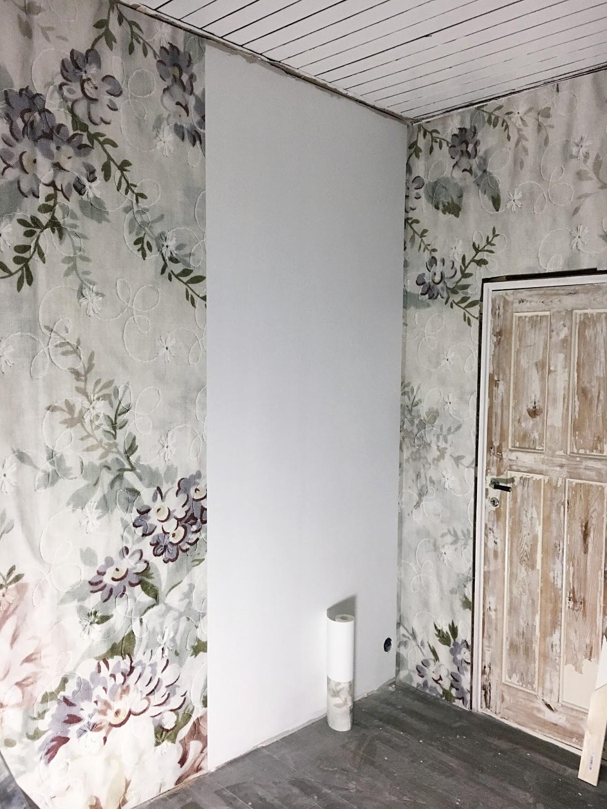 blossom soft, mr perswall, non woven, renovering, blogg, inredningsblogg