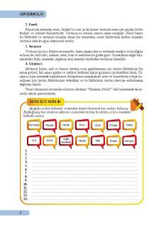 Girişimcilik Ders Kitabı Cevapları Sistem Yayınları Sayfa 6