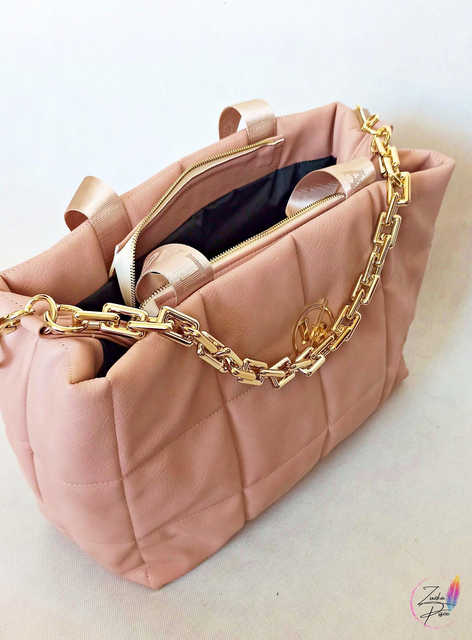 Laura Biaggi shopper bag - torebka shopperka ze sklepu Bonafora.pl + kod rabatowy