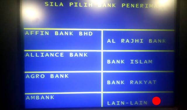 Begini Cara Kirim Duit Dari BSN ke Cimb Guna ATM