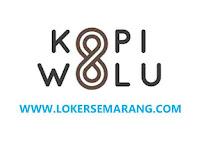 Loker Semarang Barista dan Cook Helper di Kopi Wolu Tembalang